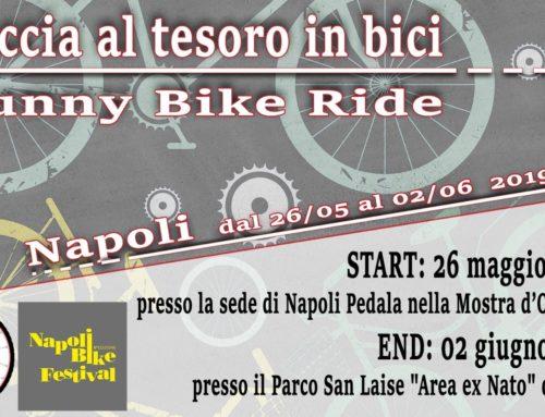 Caccia al tesoro in bici – Funny Ride Bike