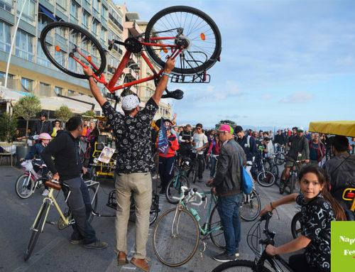 #pedaloper da Piazza Municipio a Bagnoli