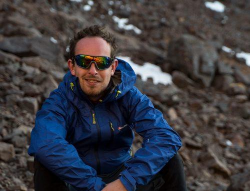Gianluca Gasca di Montagna Tv al NBF
